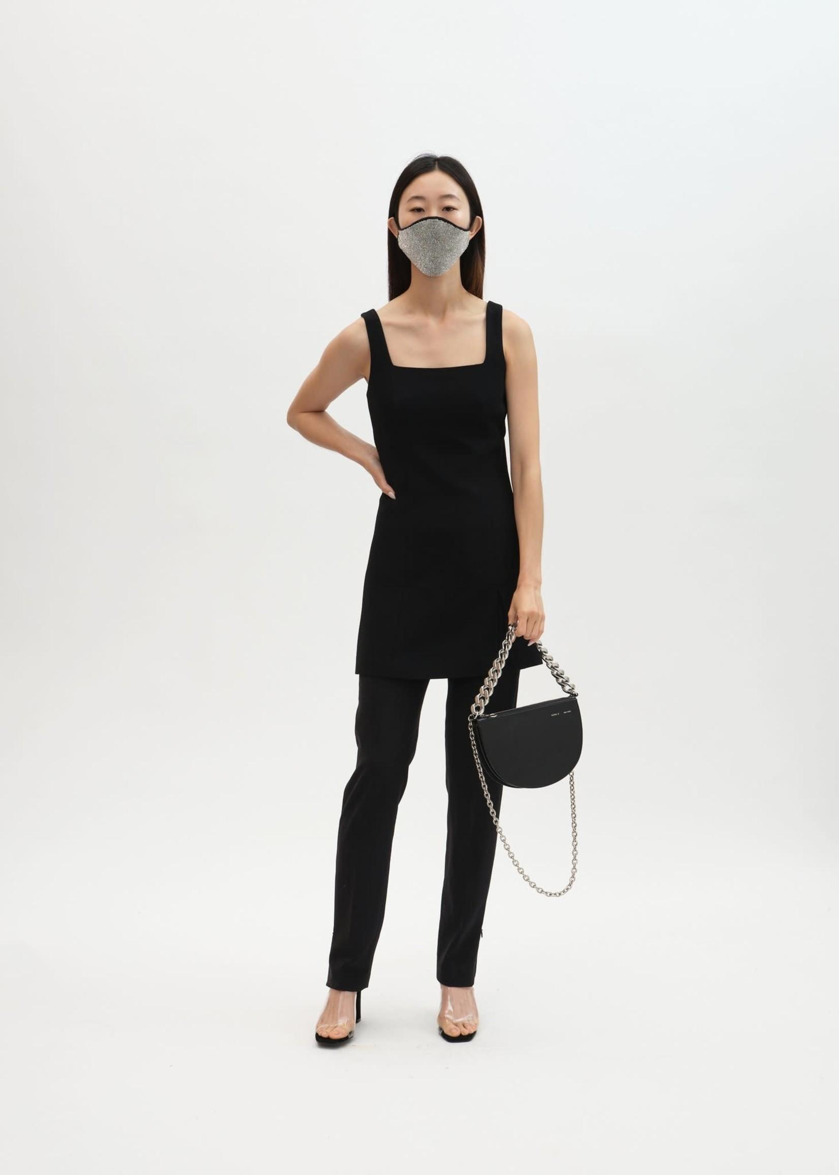 KARA Starfruit Bag in Black