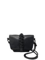 KARA Mini Switch Bag in Black