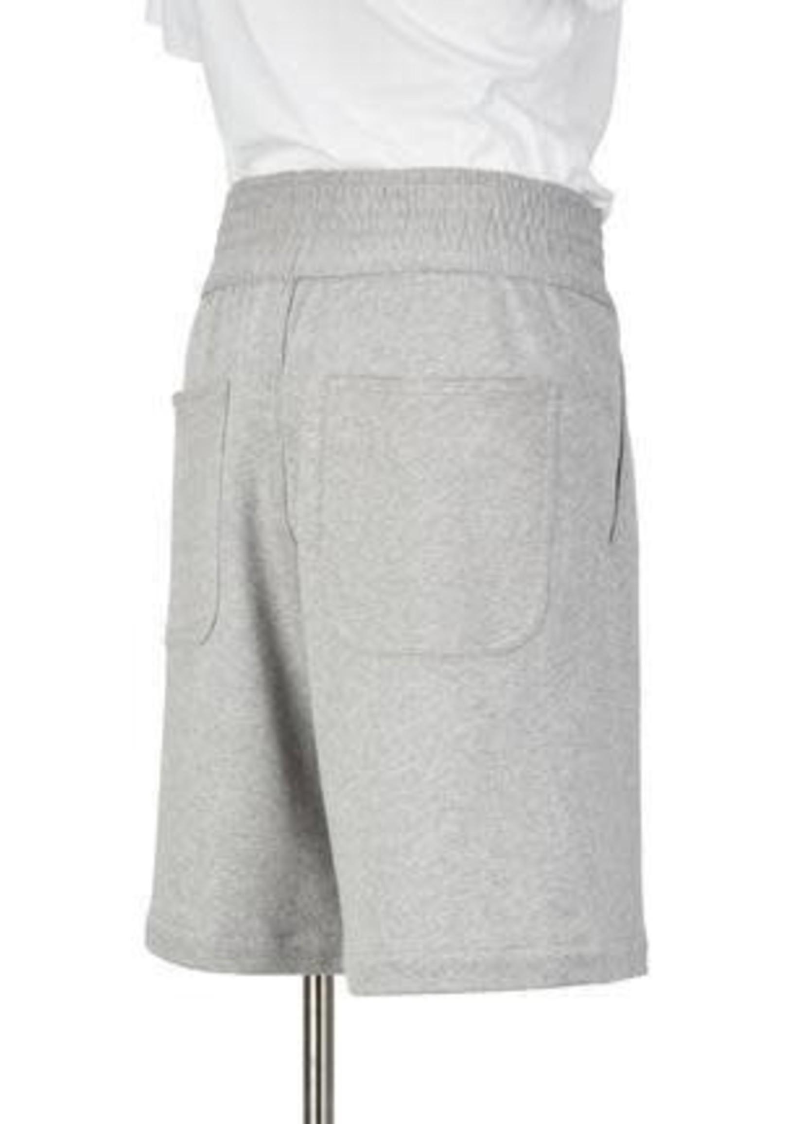COMME des GARÇONS SHIRT Sweat Shorts in Heather Grey