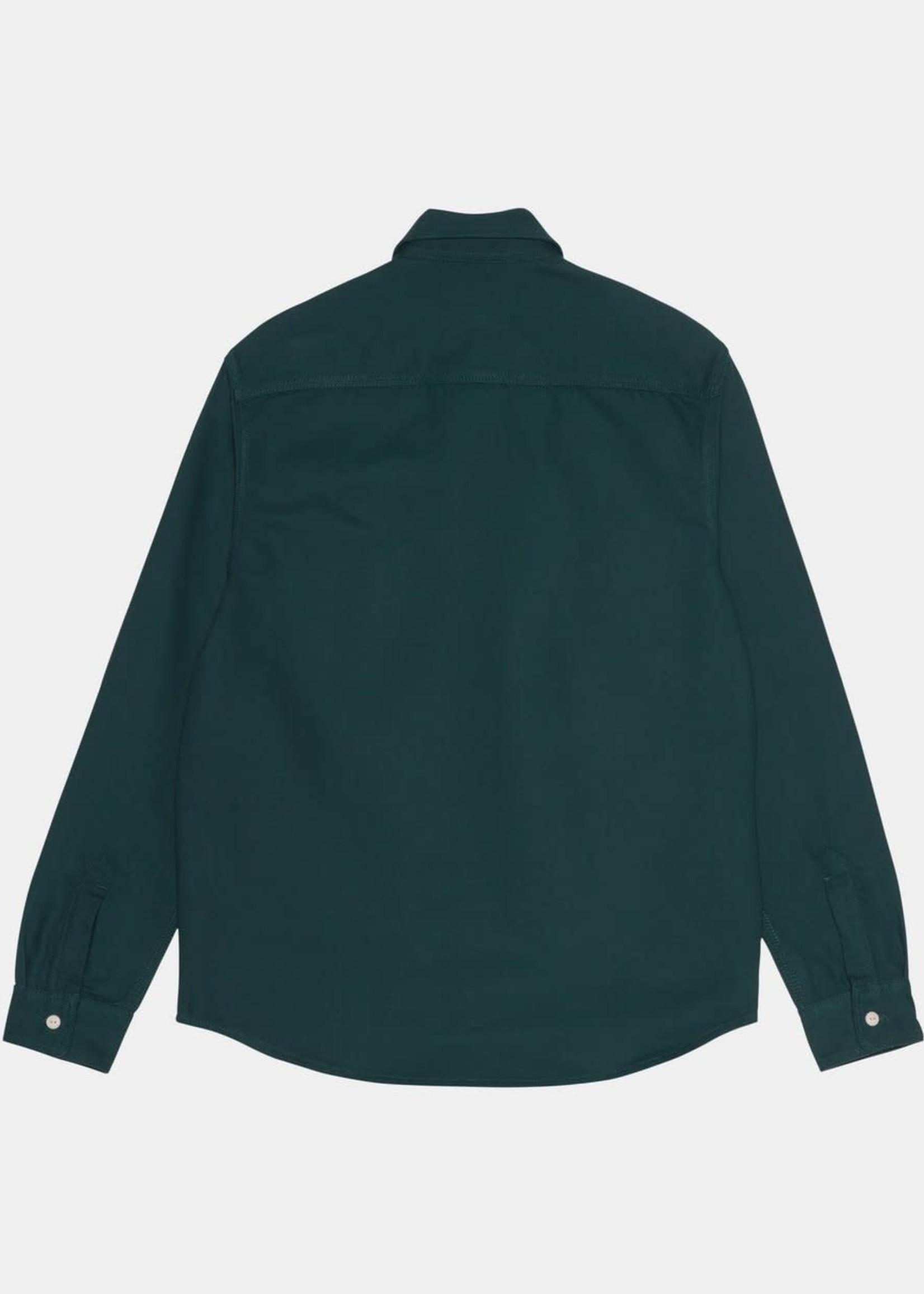 Carhartt Work In Progress Tony Shirt in Frasier Green