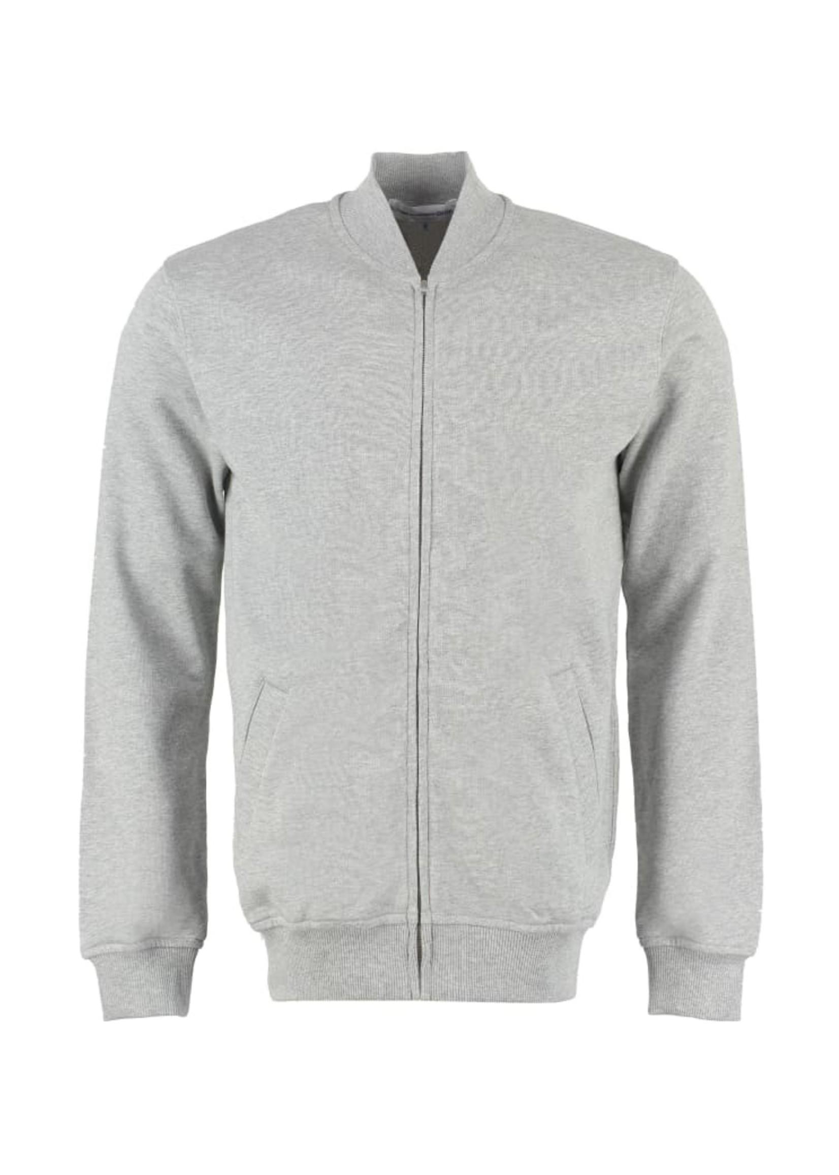 COMME des GARÇONS SHIRT CDG X KAWS Logo Zip Up Jacket
