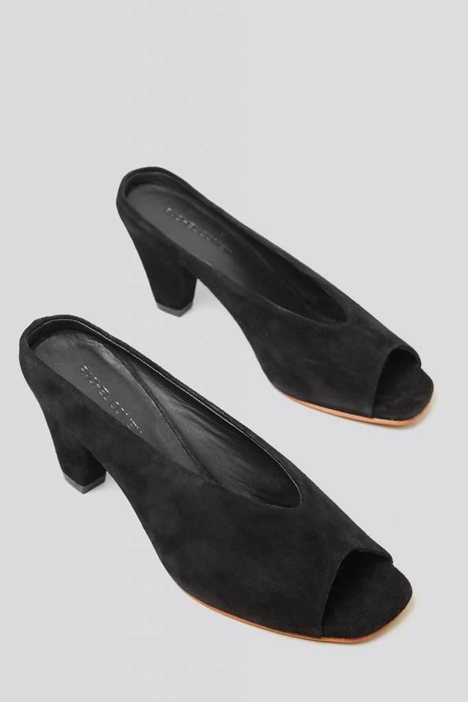 Rachel Comey Rachel Comey Rouse Heel in Black Suede