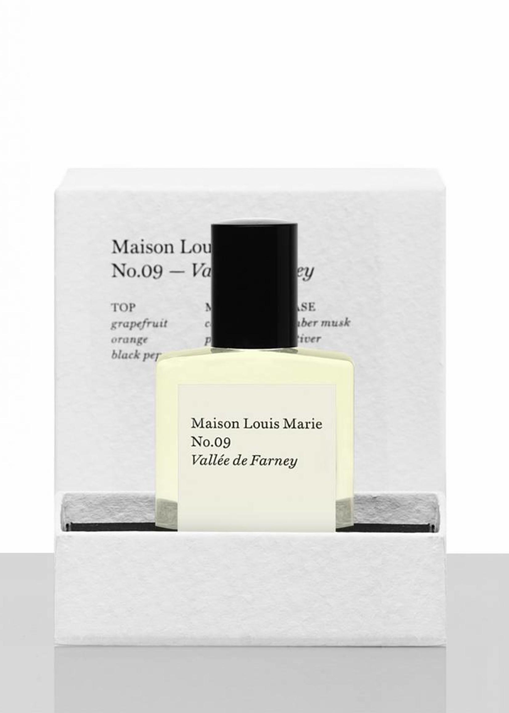 Maison Louis Marie Maison Louis Marie No.09 Vallee de Farney Perfume Oil