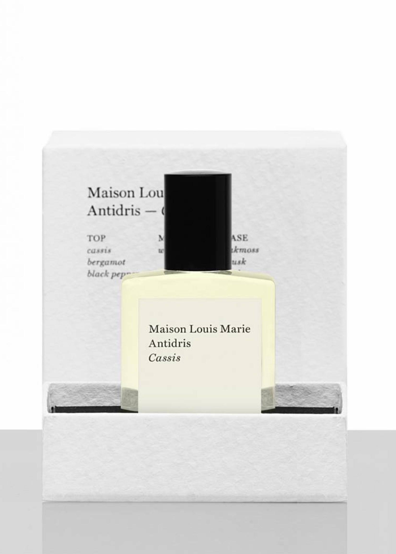Maison Louis Marie Maison Louis marie antridis cassis perfume oil