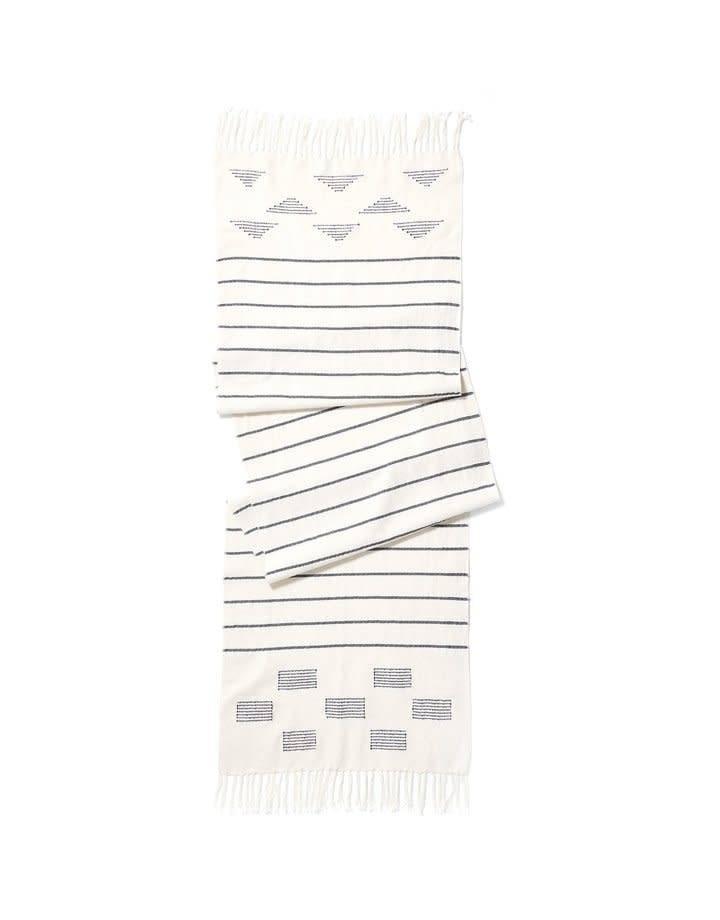 Minna Block Stripe  Scarf