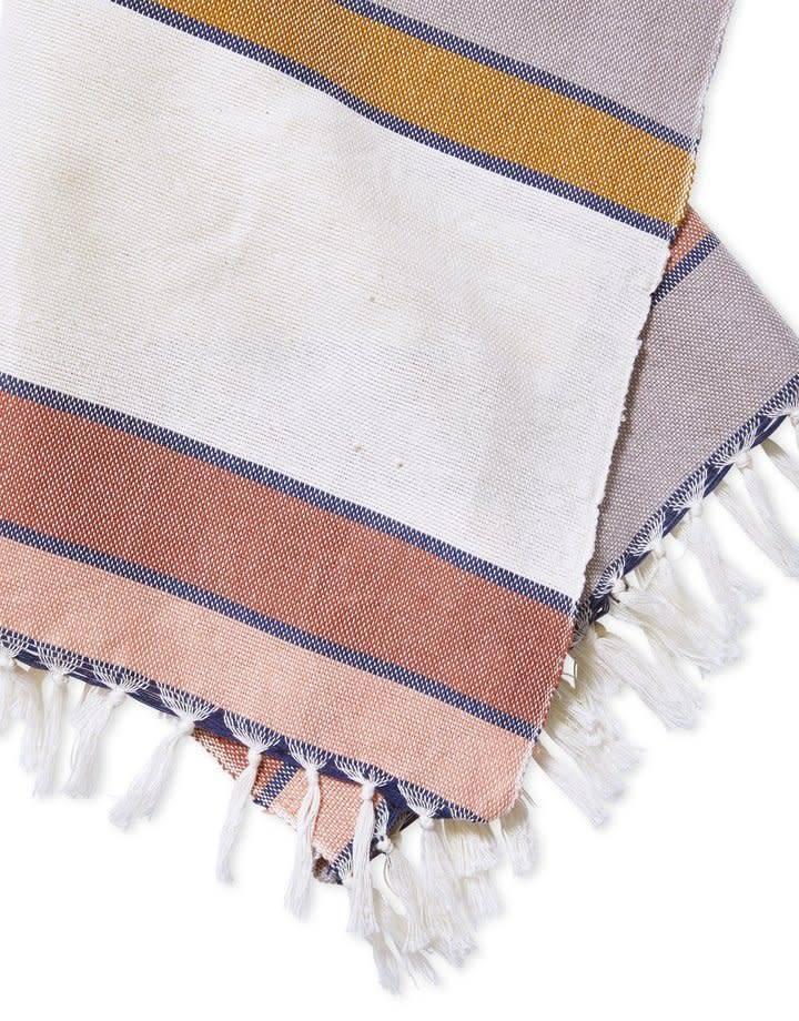 Minna Sunrise Stripe tea Towel by minna