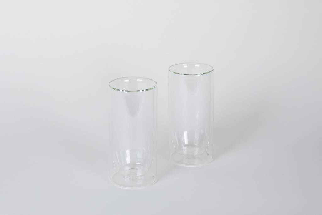 Yield Design Co 16oz Double Wall pint Glasses by yield design co