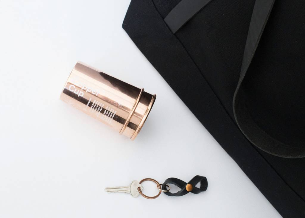 Pure Copper Cup by yield design co