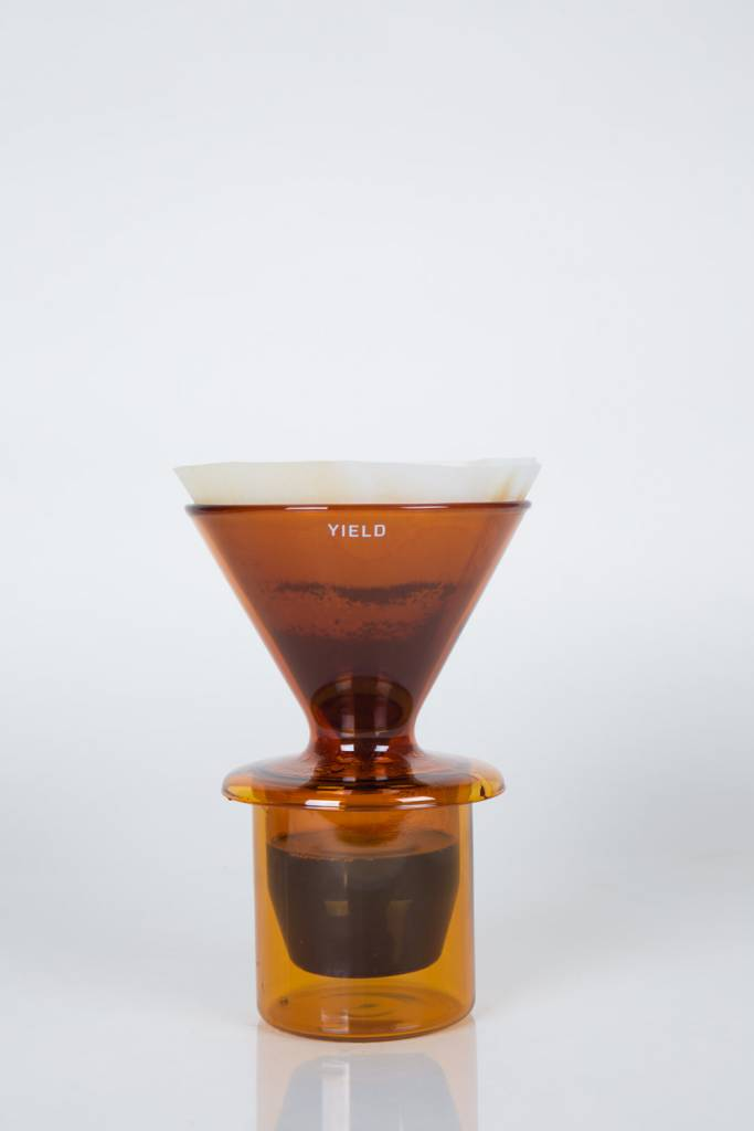 Yield Design Co Glass Double Wall Pour Over by yield design co
