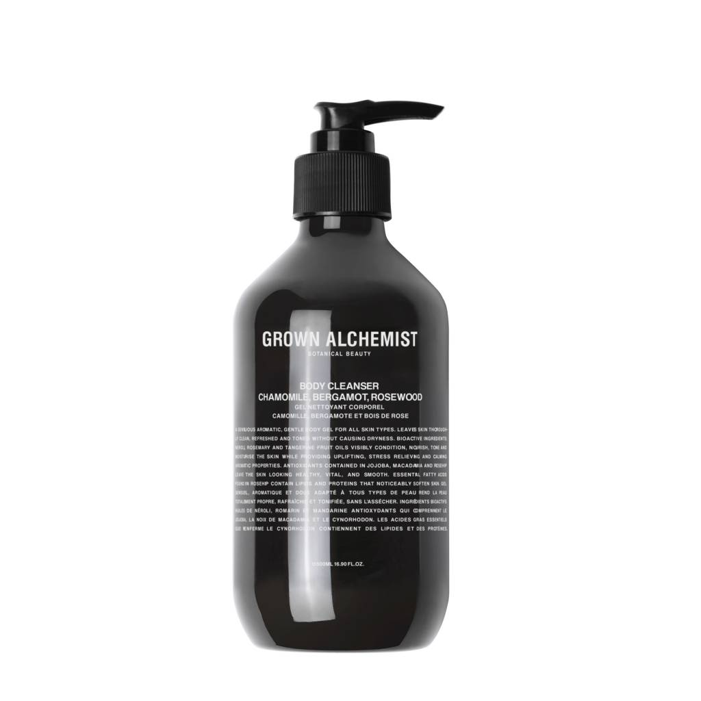 Grown Alchemist Grown alchemist Body Cleanser: Bergamot & Rosewood 500ml