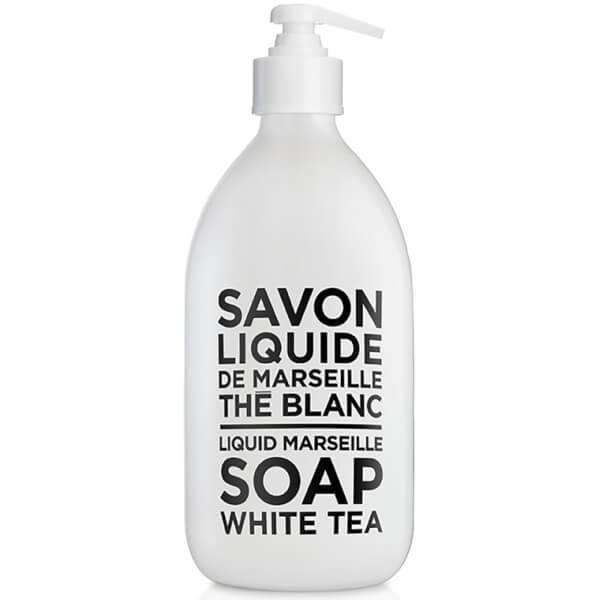 Compagnie De Provence Compagnie De Provence Marseille Soap White Tea 10oz
