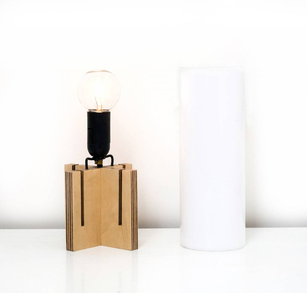 New Made LA White X Light from New Made LA