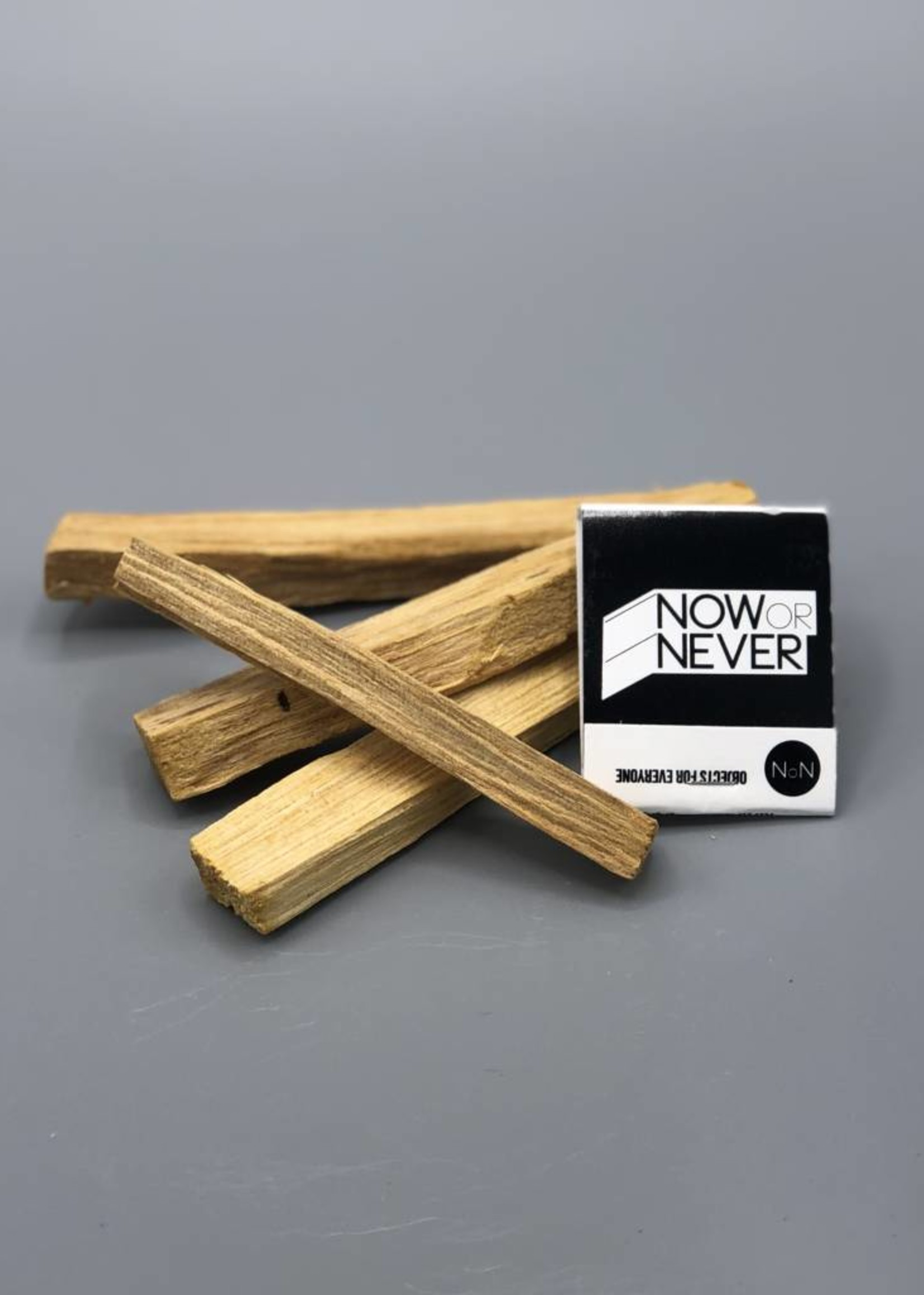 NOW or NEVER Palo Santo Pack