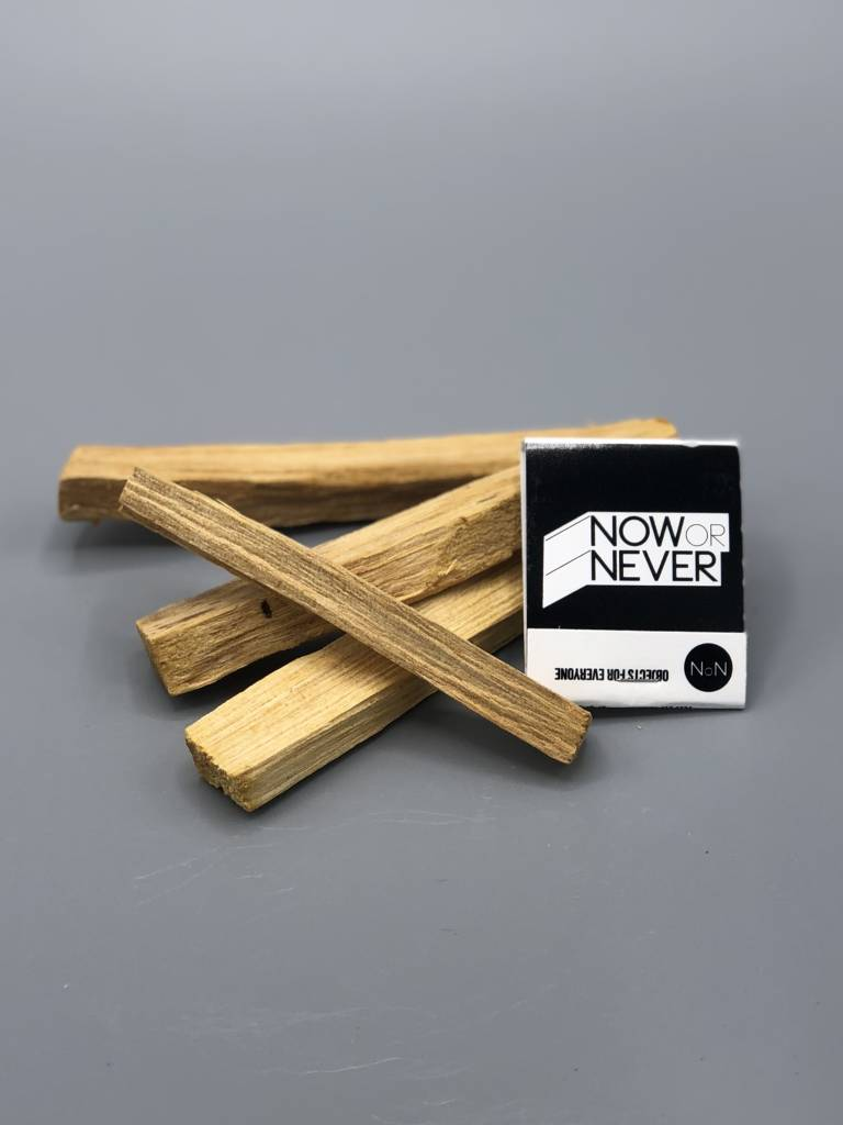 NOW or NEVER Now or Never Palo Santo Pack