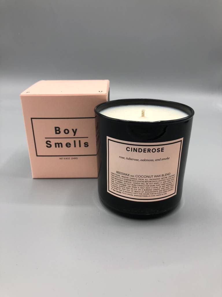 Boy Smells Cinderose Candle
