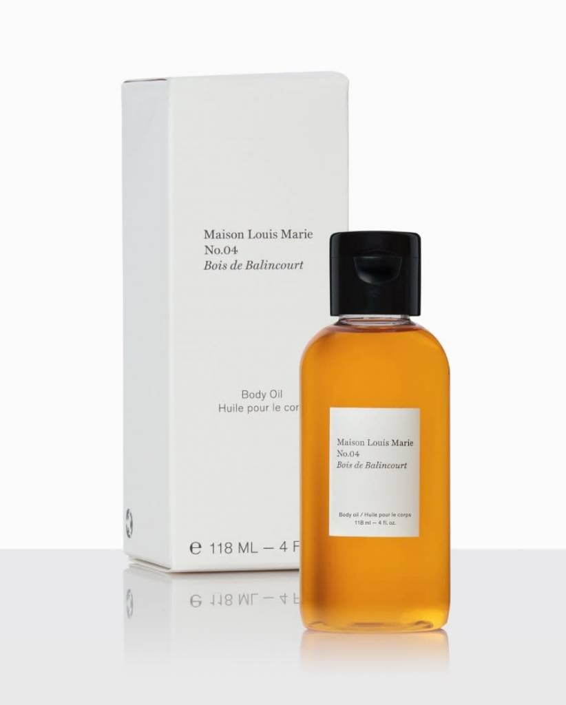 Maison Louis Marie No4 Bois De Balincourt Body Oil
