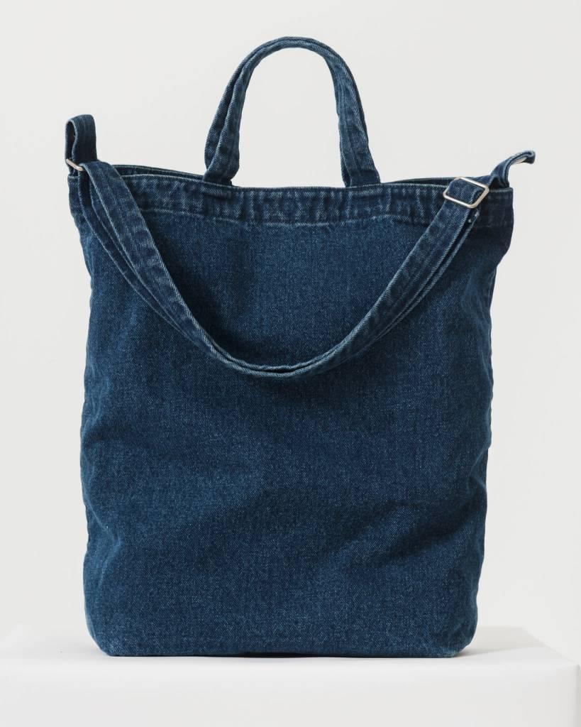 Baggu Dark Denim Tote Bag