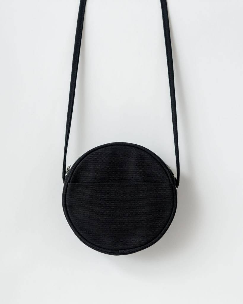Baggu Small Canvas Circle Bag