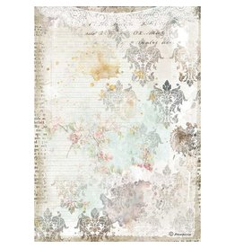 """SCB5.5-18 3 Pack Stamperia Decorative Chips 5.5/""""X5.5/""""-Winter"""
