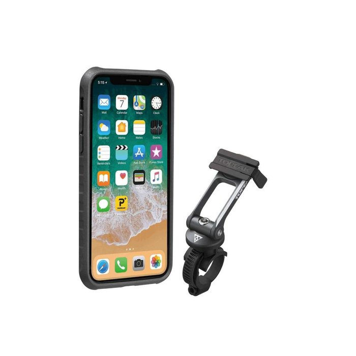 RIDECASE iPHONE X WITH MOUNT
