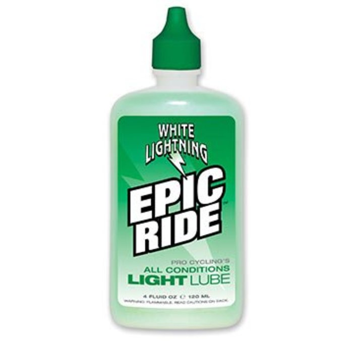 Epic Ride, 4oz Squeeze Bottle