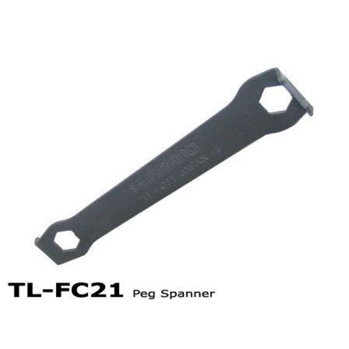 TL-FC21 PEG SPANNER FOR CHAINRING FIXING NUT