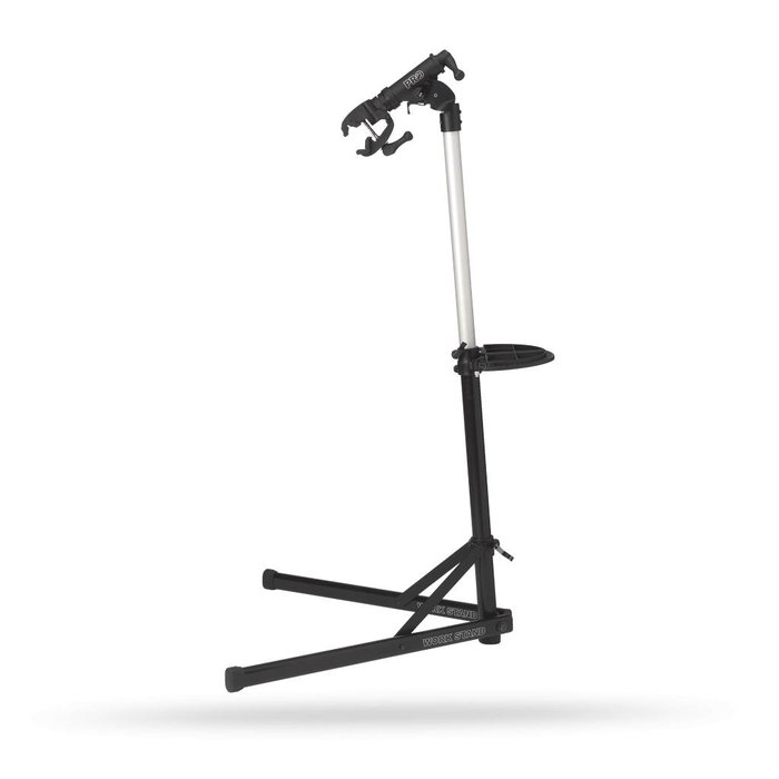 REPAIR STAND,FOR BICYCLES W/ CARRIER BAG AND TOOLS PLATE