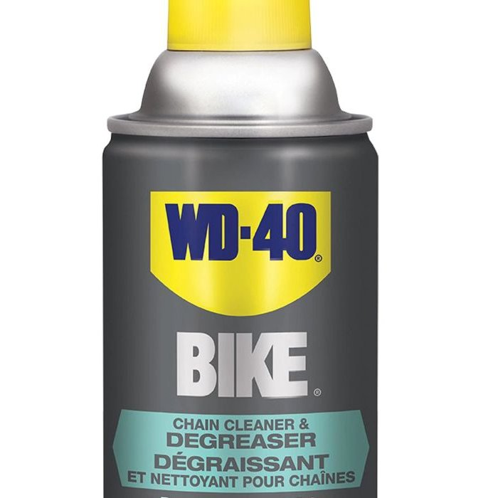WD-40 Bike, Chain cleaner and degreaser, 283g