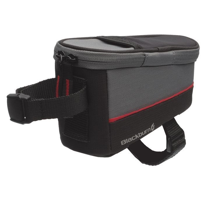 LOCAL TOP TUBE BAG BLK/GRY