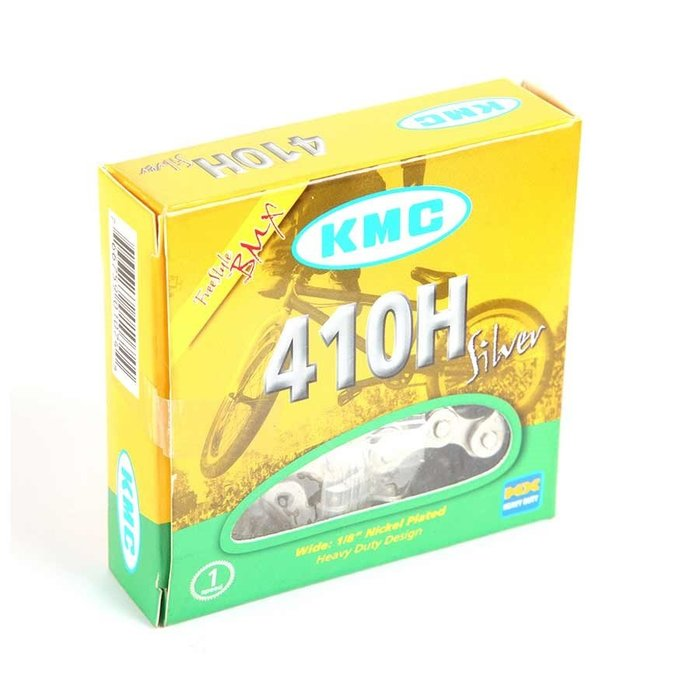 KMC, BMX Chain 410H-NP 1/2'' X 1/8'', 112 Links
