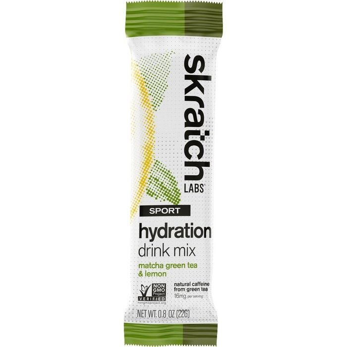 Skratch Labs hydration drink mix single