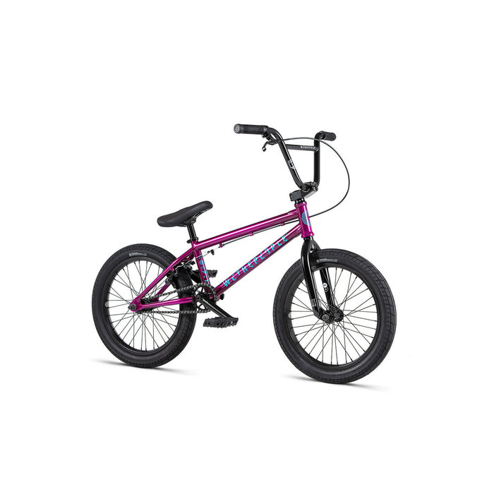 "WTP Curse18"" BMX Bike - 18"" TT, Metallic Purple"