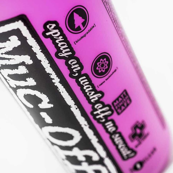 Muc-Off, Nano Tech Bike Cleaner, 1L