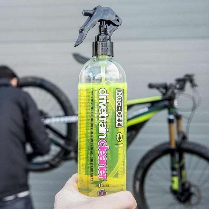 Muc-Off, Drivetrain cleaner, 500ml