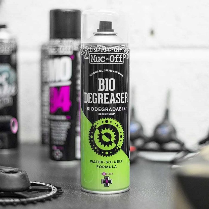 Muc-Off, Bio Degreaser 500ml Aerosol