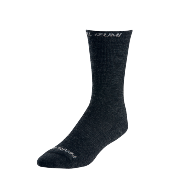 ELITE THERMAL WOOL SOCK BLACK M
