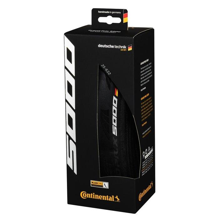 Continental Grand Prix 5000 Tire TL