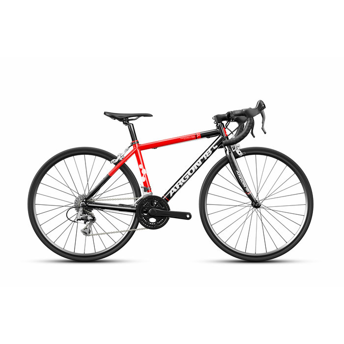 Argon 18 Xenon 24 Black/Red gloss