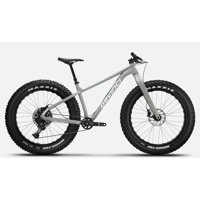 2021 Devinci Minus A 26 NX  Gloss Grey Team