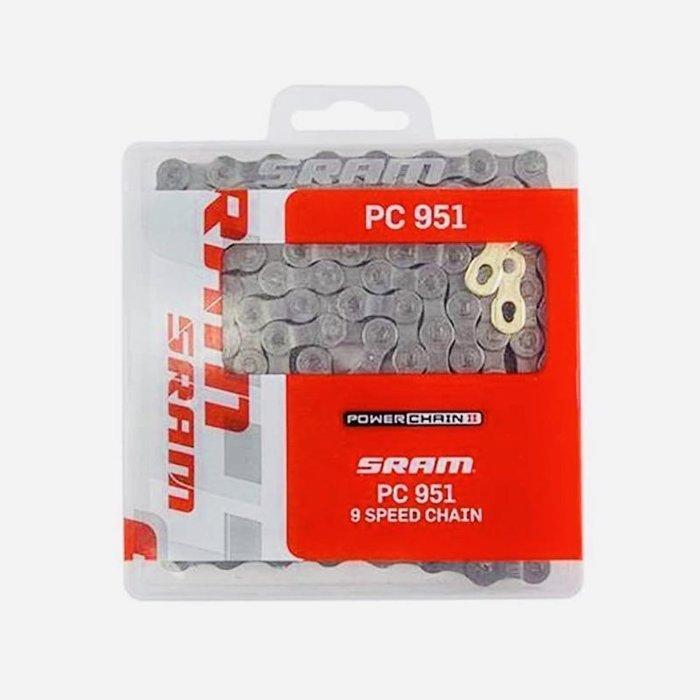 SRAM PC951 CHAIN 9SPD