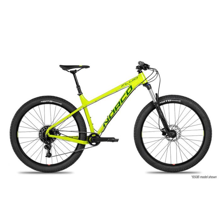 2018 Norco Fluid 2 HT PLUS