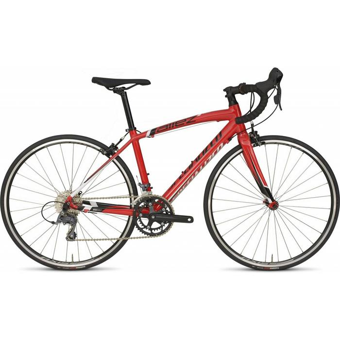 ALLEZ JR 650C Red/White/Black 44
