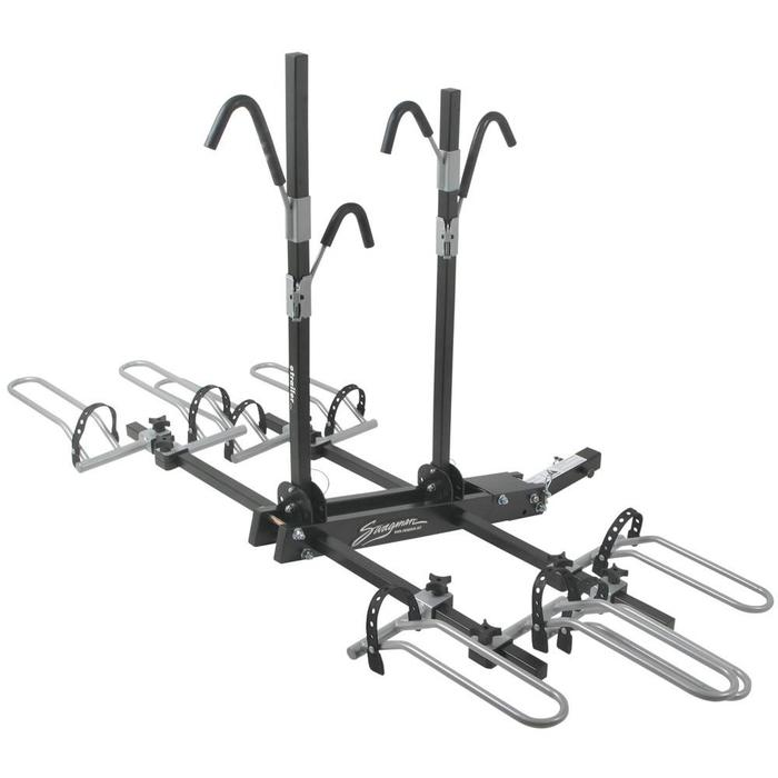 "SWAGMAN XTC4 2"" 4 bike platform hitch rack"