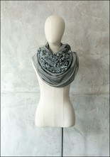 Mii Mii Collection Tassel Scarf