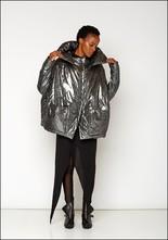 Rundholz DIP Metallic Puffer Jacket