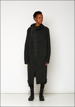 Army of Me Army of Me High Collar Layer Coat