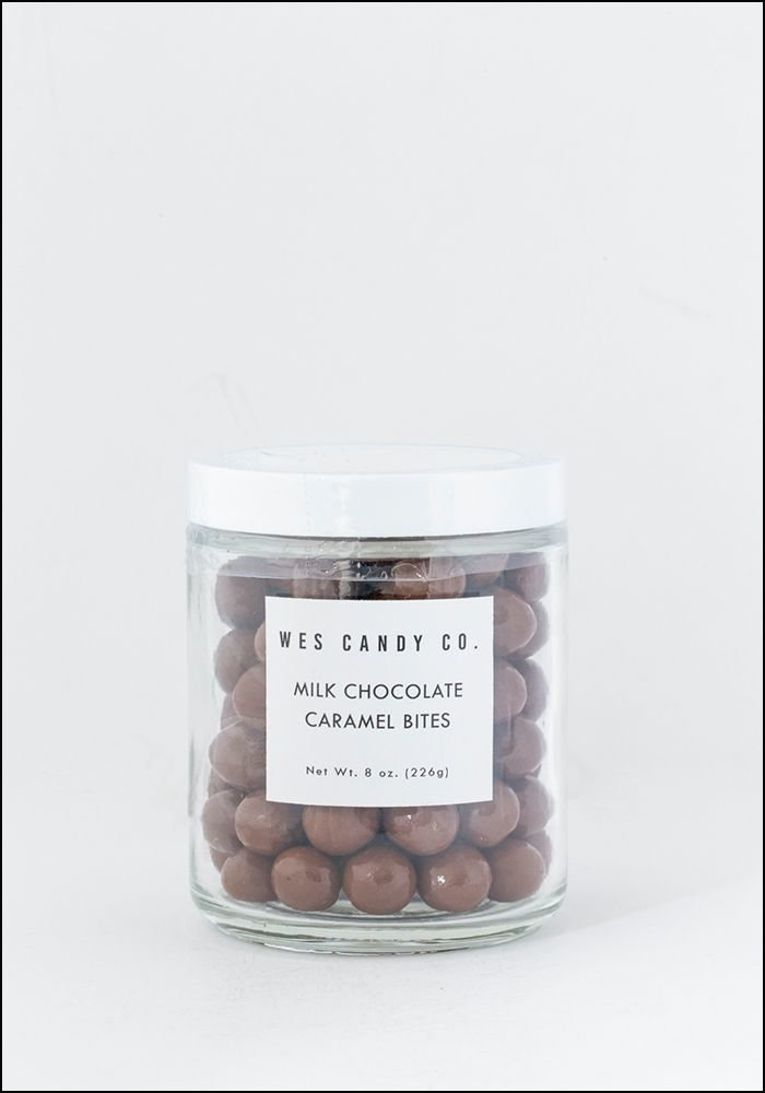 Wes Wes Candy Co Milk Chocolate Caramels