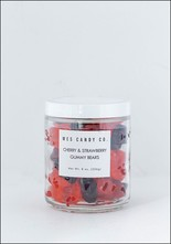Wes Wes Candy Co Cherry and Strawberry Gummies