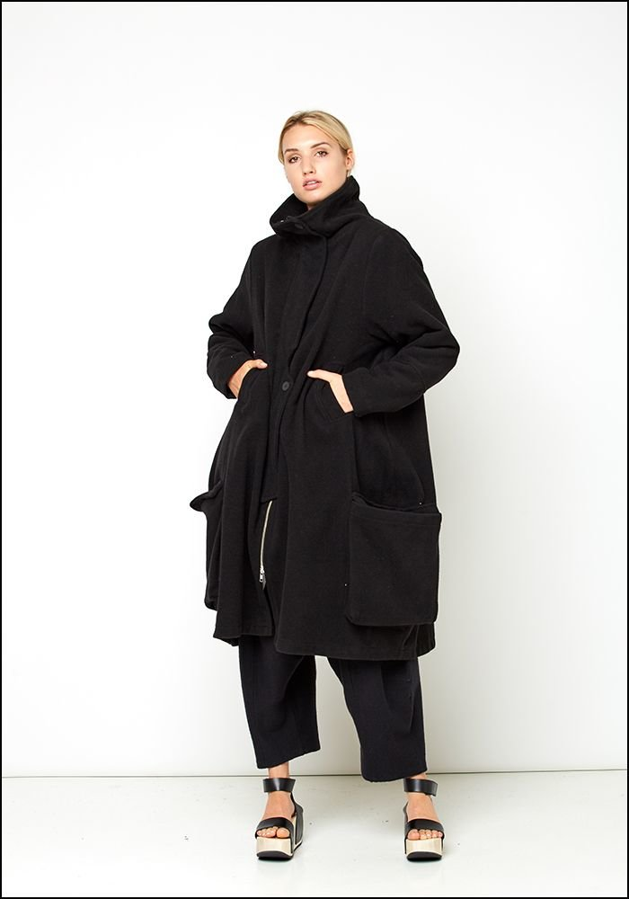 Lurdes Bergada Oversized Bubble Coat