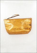 Totem Salvaged Copper Leather LG Pouch